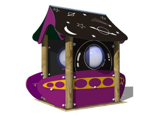 Spaceship Playhouse