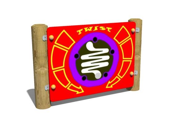 Twist Panel