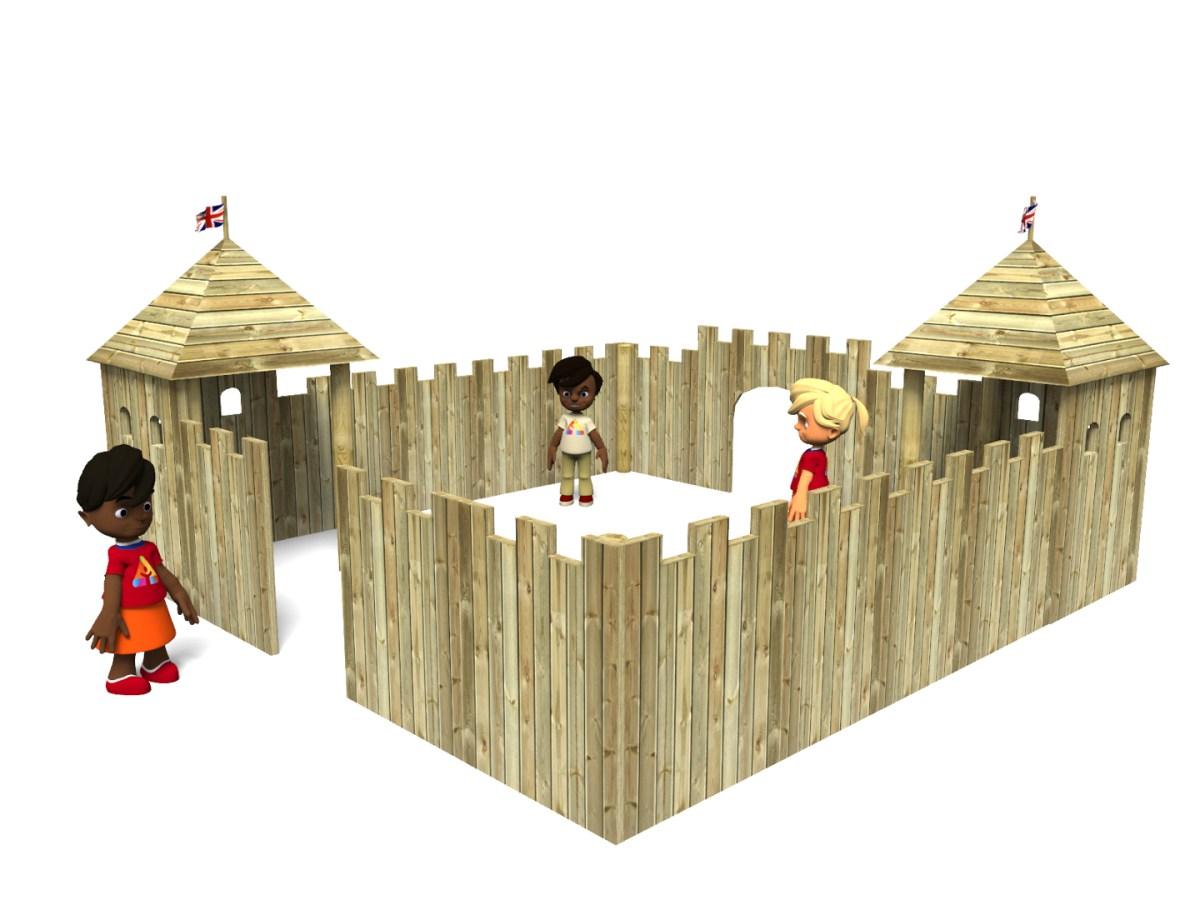 Frontier Fort