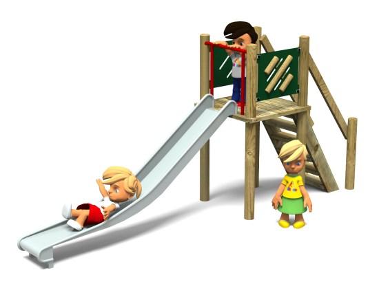 Platform Slide