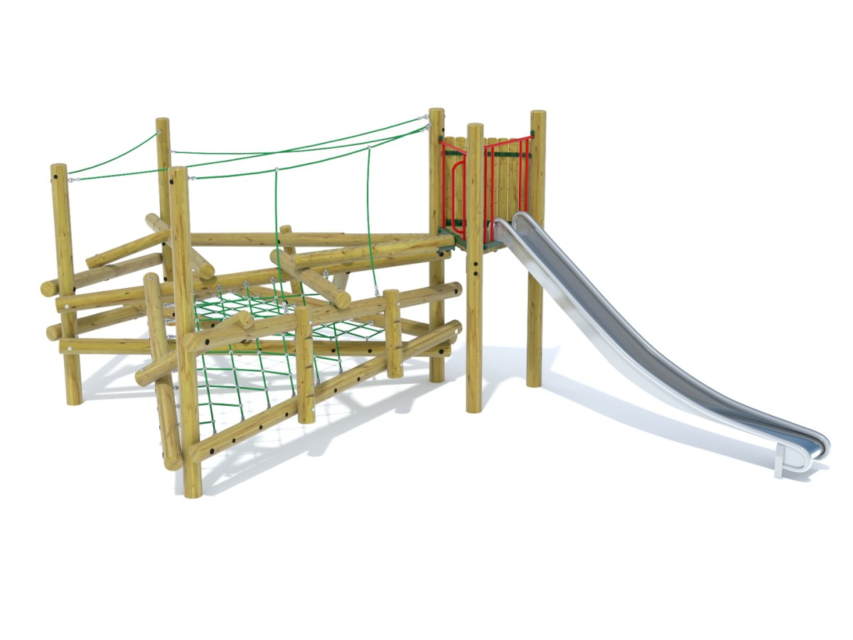 Forest Stack 10 Climbing Frame