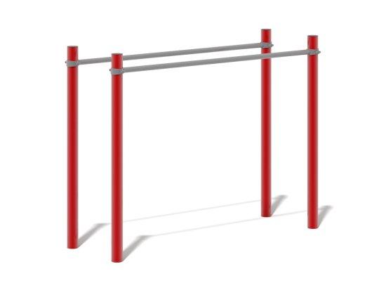 Steel Parallel bars