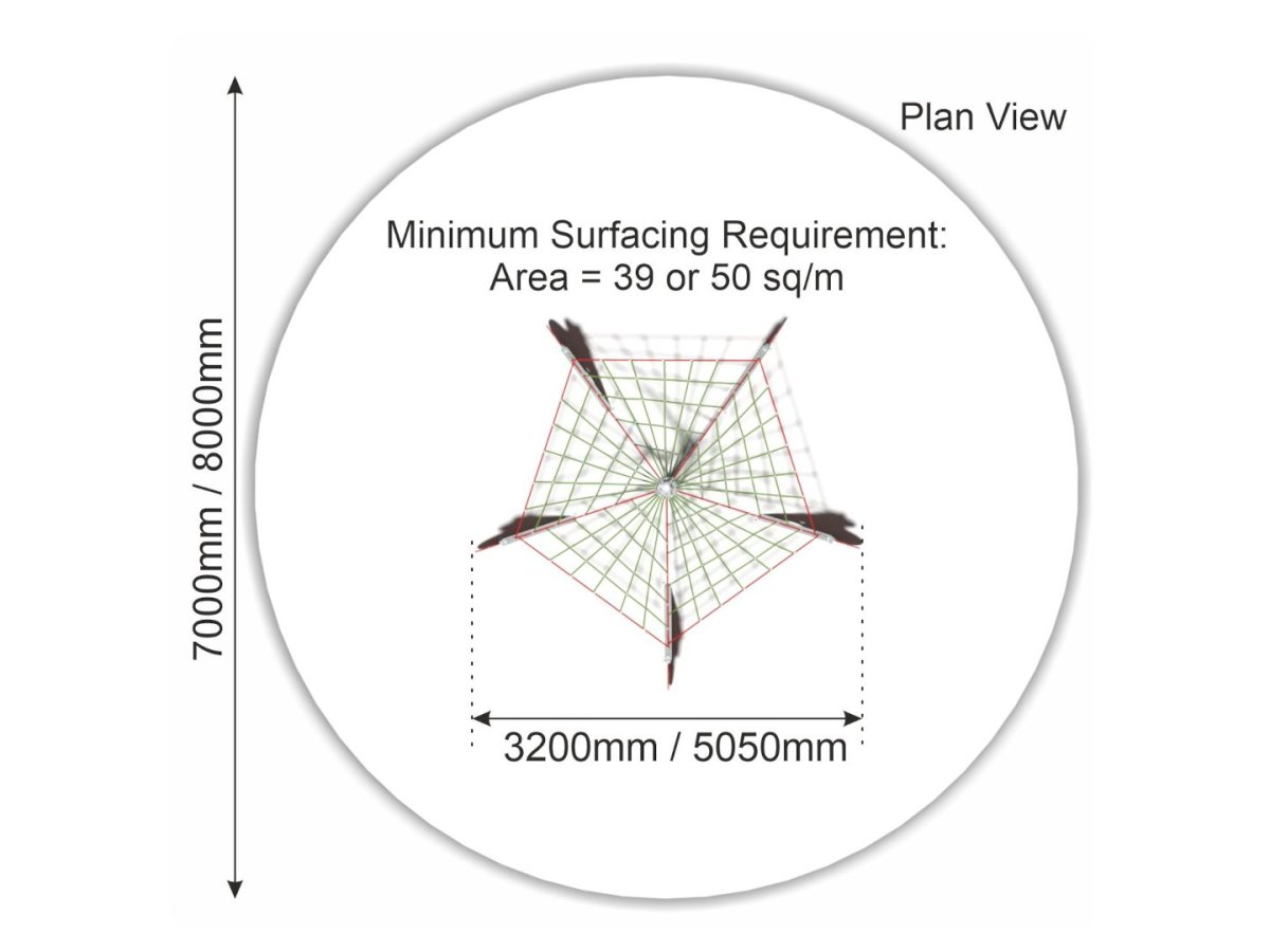 Levitator 5 plan view