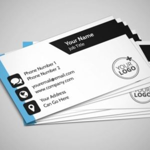 Matt Laminated Business Cards