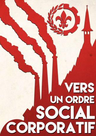Ordre social corporatif