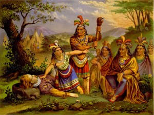 Pocahontas-saves-Smith-NE-Chromo-1870 (1)