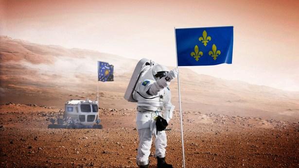 cosmonaute royal