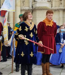 D'Orléans à Reims ?