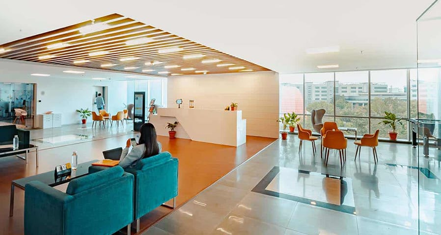guidelines for a commercial office