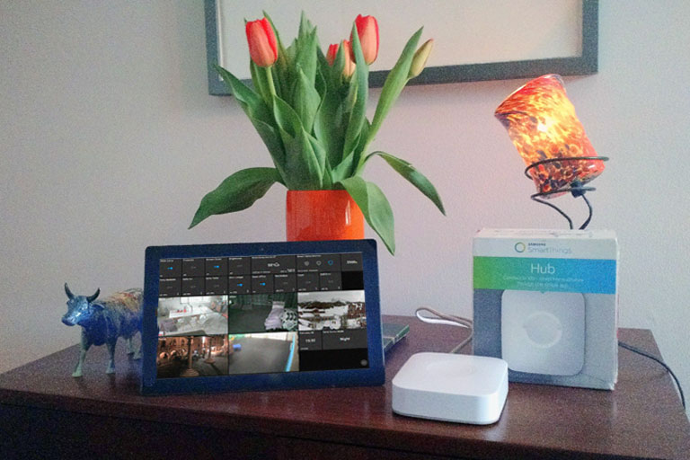 Xiaomi Mi Home Smartthings