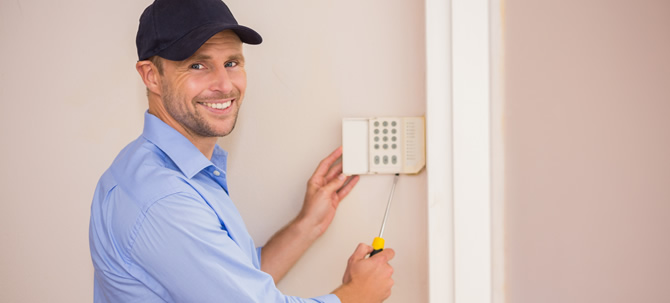 Best Home Alarm Monitoring Service