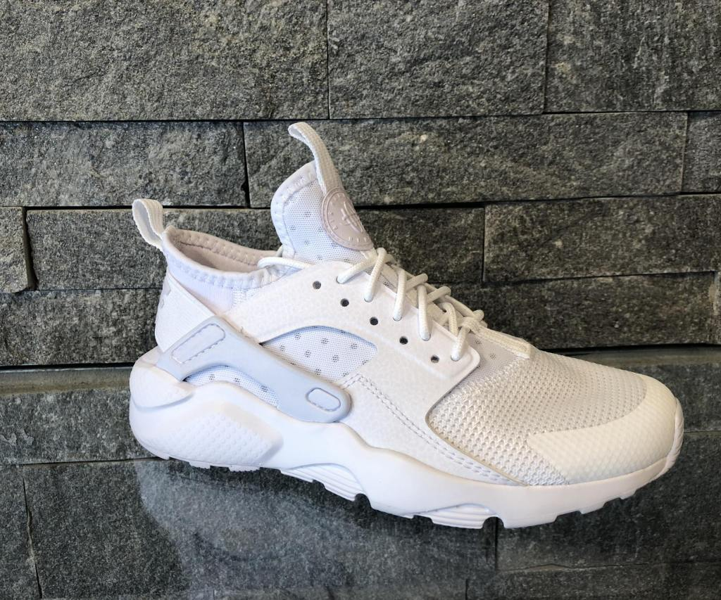 Adidasi Nike Huarache Run Ultra Alb 847569-100