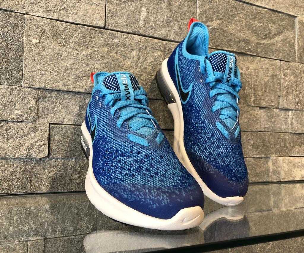 Adidasi Nike Air Max Sequent 4 Albastru AQ2244-400
