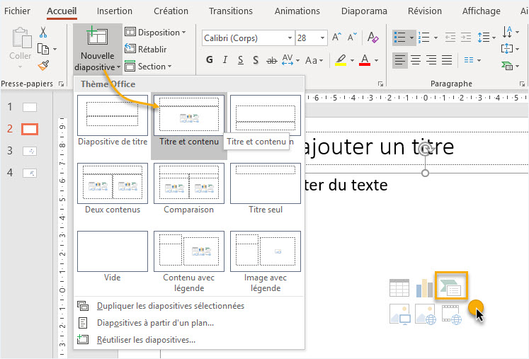 Créer Un Organigramme Sous Powerpoint Word Excel Ou Outlook