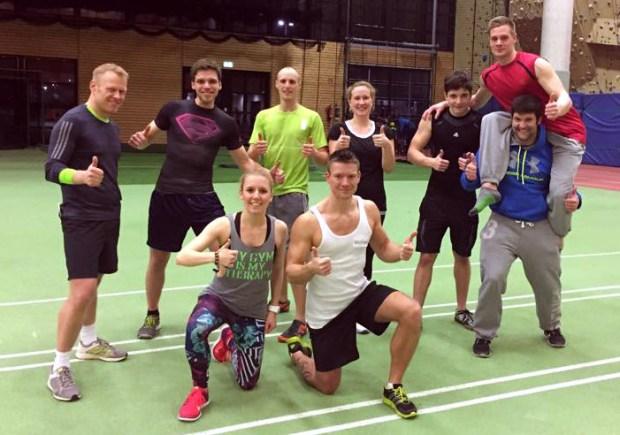 Freeletics Paderletics Team Muenster Münster