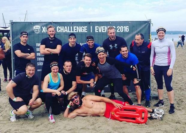 KieLetics Team beim xletics Lauf (Quelle: https://instagram.com/p/72hDtZFqaa/)