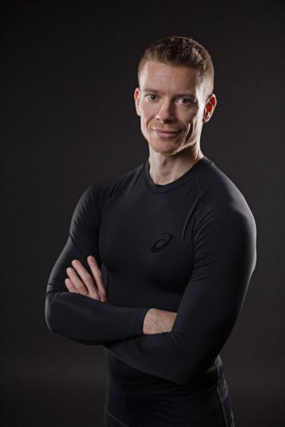 Michael Fettwech Homann ASICS Training Squad