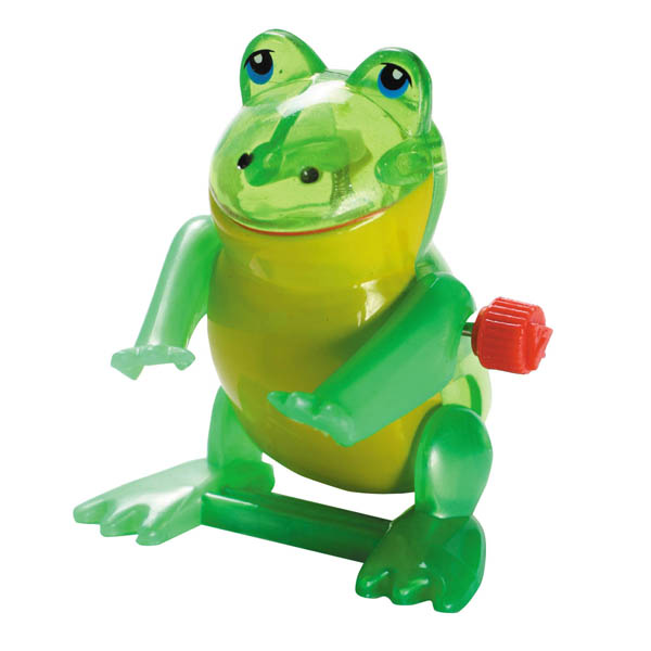 WindUps: Frank Frog