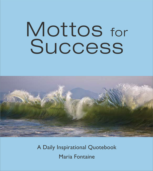 Mottos for Success 1 (with Bible Verses)