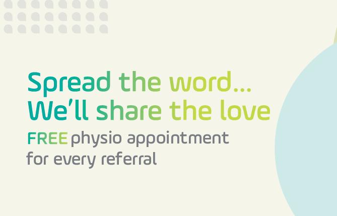 Free Physio?