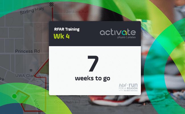 RFAR Training Week 4