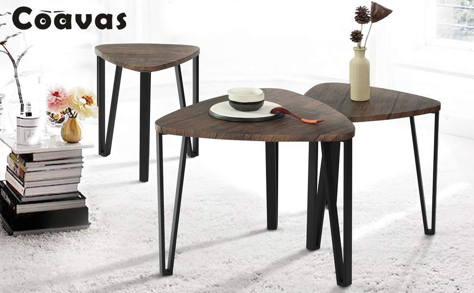 Coffee Table Set Of Three