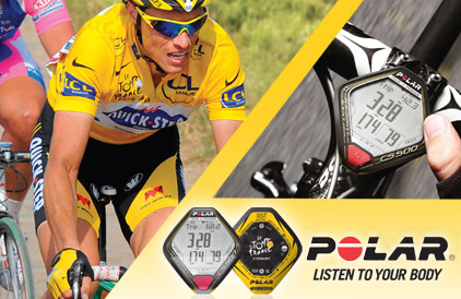 Black Friday Special – Up to 39% Off Polar CS500 Cycling Performance Computers Plus Free Shipping