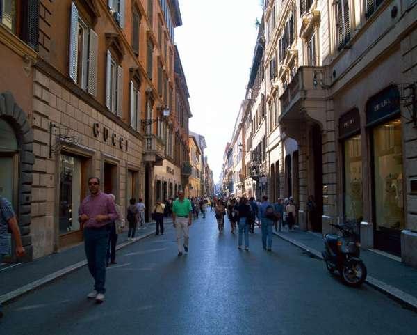 Фото Италии, достопримечательности Италии, фото улиц Италии