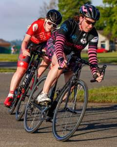 Criterium racing - a cycling challenge