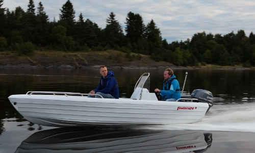 15 hp motor boat active geiranger. Black Bedroom Furniture Sets. Home Design Ideas