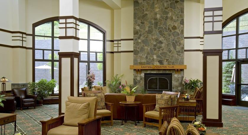 Kaatskill Mountain Club Resort and Spa Lobby pic, Hunter, NY