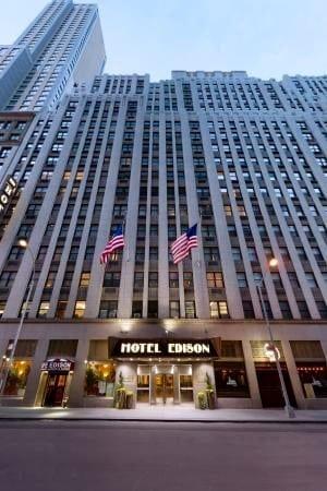 Hotel Edison, Times Square, NYC