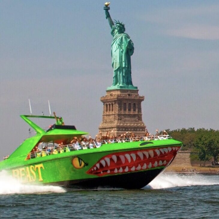 The Beast Speed Boat, NYC