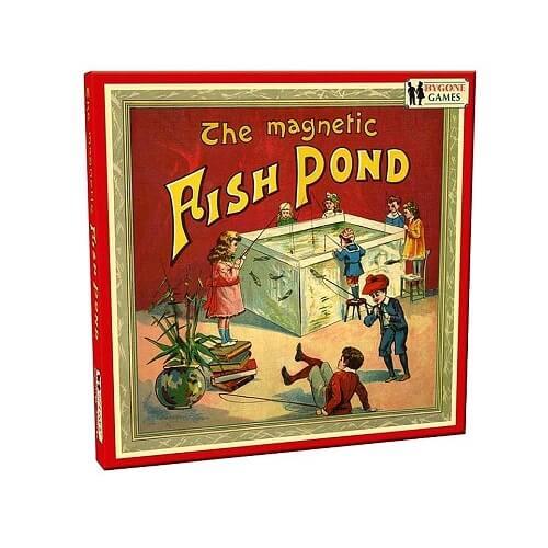 fish pond game