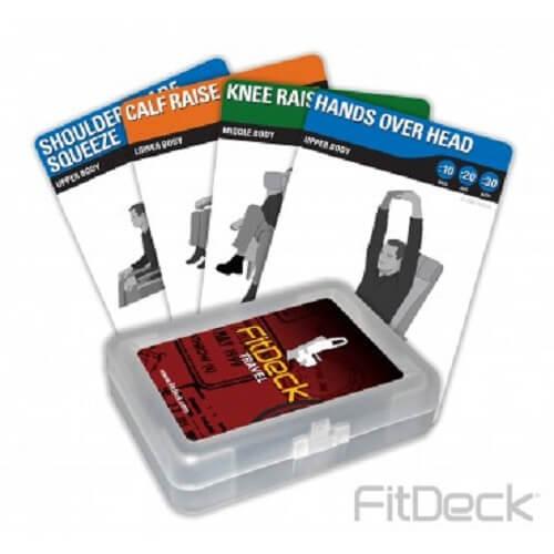 travel fitdeck cards