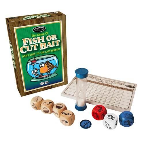 Fish or Cut Bait game