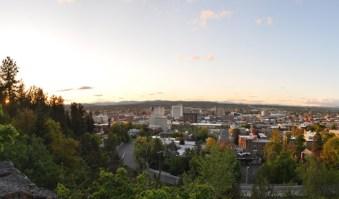 Spokane adventure
