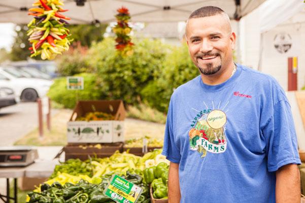 organic farming Alvarez Organic Farms