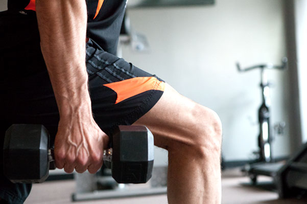 indoor workout routine