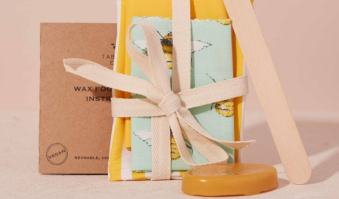 Vegan Wax Food Wrap Kit by TabithaEve Co.
