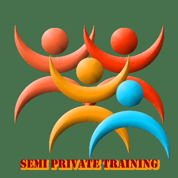 semi private personal training