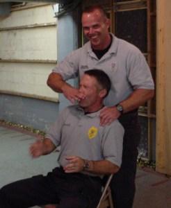 Pressure Point Control Tactics Training Session