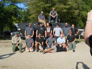 Instructor Cadre at Paul-E-Palooza II