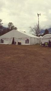 Rock Doc tent
