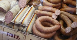 processed meat cancer risk, WHO carcinogenic, healthy food, nutrition