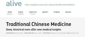 Traditional Chinese Medicine Vancouver BC