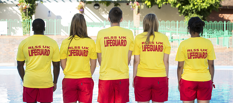 RLSS UK National Pool Lifeguard Qualification – DunesSplashworld, Southport , Merseyside