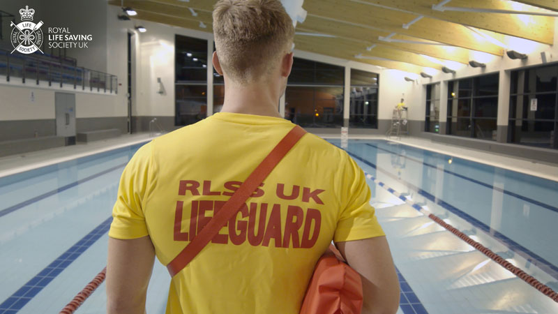RLSS UK National Pool Lifeguard Qualification – Palatine Leisure Centre, Blackpool, Lancashire