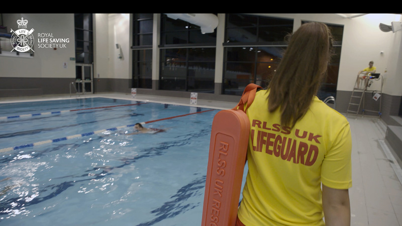 RLSS UK National Pool Lifeguard Qualification – Crosby Leisure Centre , Crosby , Liverpool Merseyside