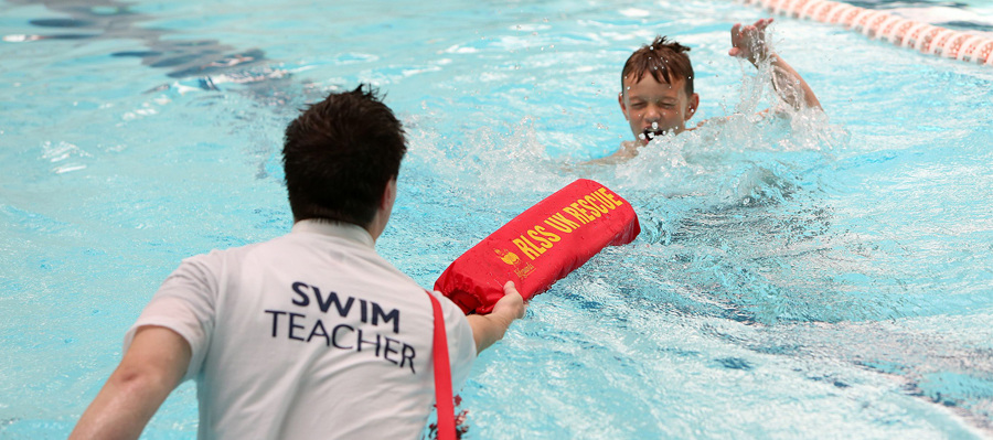 RLSS UK National Rescue Award for Swimming Teachers and Coaches (NRASTC)